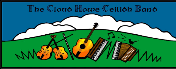 cloud howe ceilidh band
